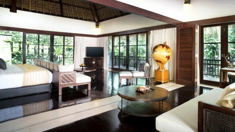 bedroom suite-hanging garden of bali