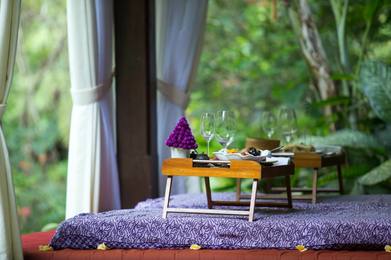 spa treatment-hanging garden of bali