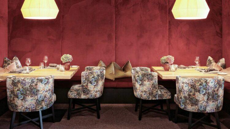 restaurant echt gut essen-hotel forsthofgut austria