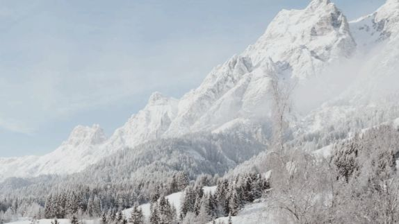 hotels in heaven hote forsthofgut location view mountains alps snow white noble tree sky fir nature hill
