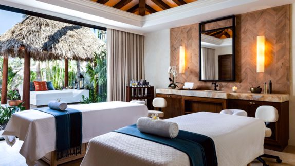 hotels in heaven one and only palmilla spa luxury treatments spa mirror massage towel sink chairs outside inside lights comfortable