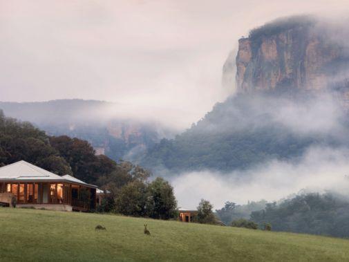 view hotel-emirates one&only wolgan valley australia