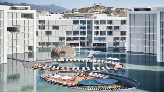 hotels in heaven viceroy los cabos location accommodation pool beautiful building infinity pool deckchair view sunshade luxury dream