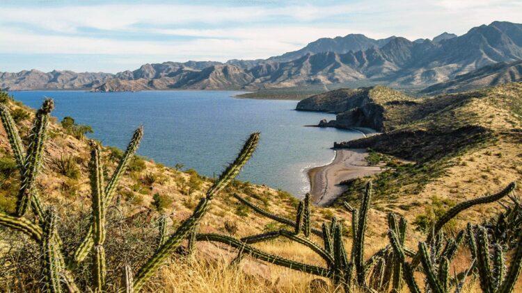 hotels in heaven las ventanas al paraiso location desert nature sea mountains meadow cactus cactuses sky clouds blue green view