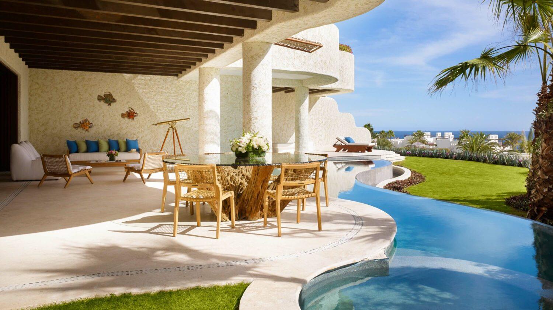 private pool villa-las ventanas al paraiso mexico