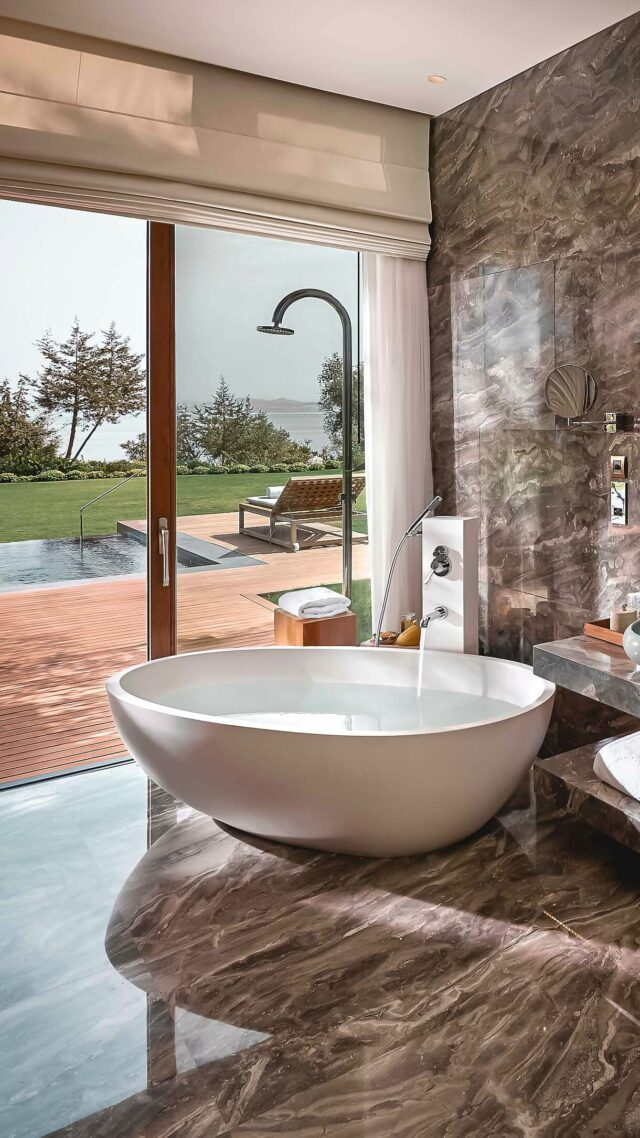 freestanding bathtub-mandarin oriental bodrum
