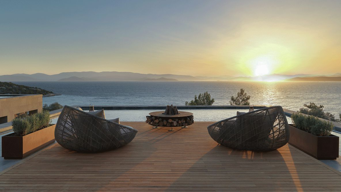private pool villa-mandarin oriental bodrum