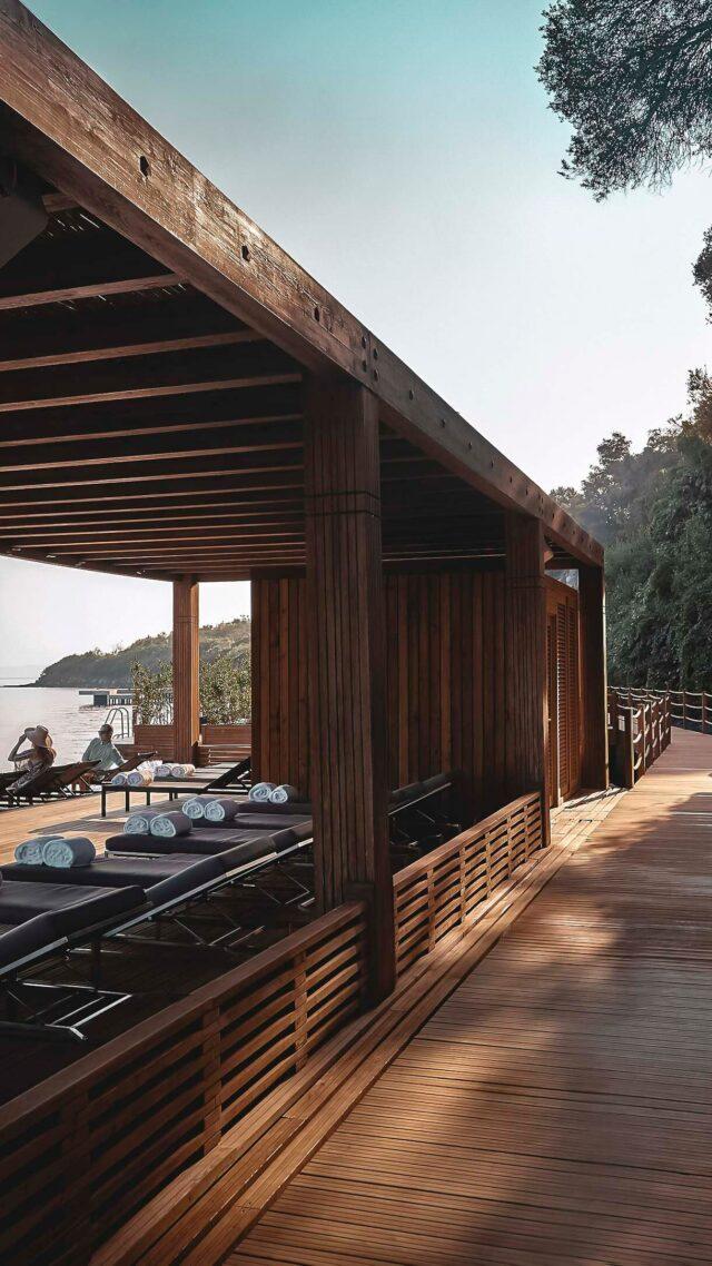 beach location-mandarin oriental bodrum
