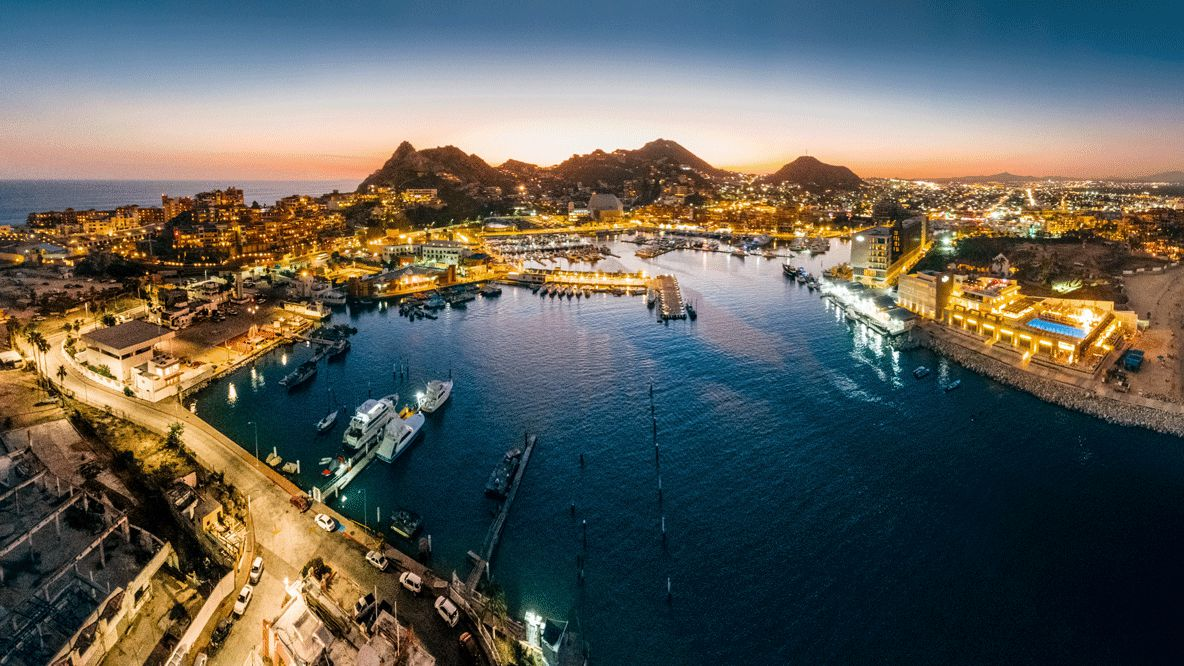 hotels in heaven one and only palmilla mexico location beach lights view sunset boats water sea lake mountains