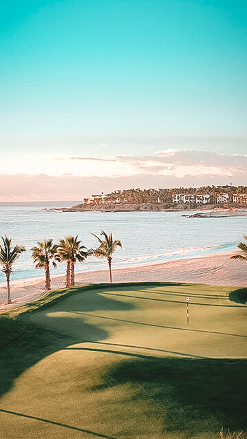 golf course-one&only palmilla los cabos