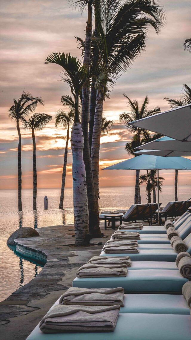 pool area lounger-one&only palmilla los cabos