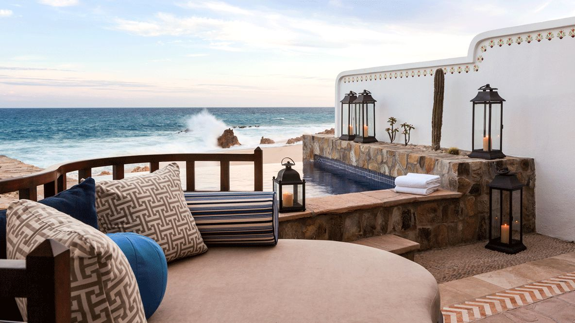 private suite with pool-one&only palmilla los cabos