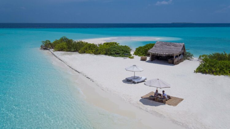 private picnic island-soneva jani maldives