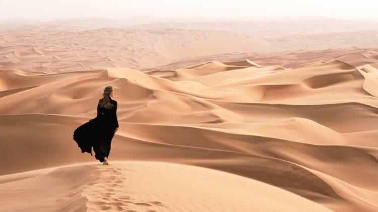view desert-qasr al sarab uae