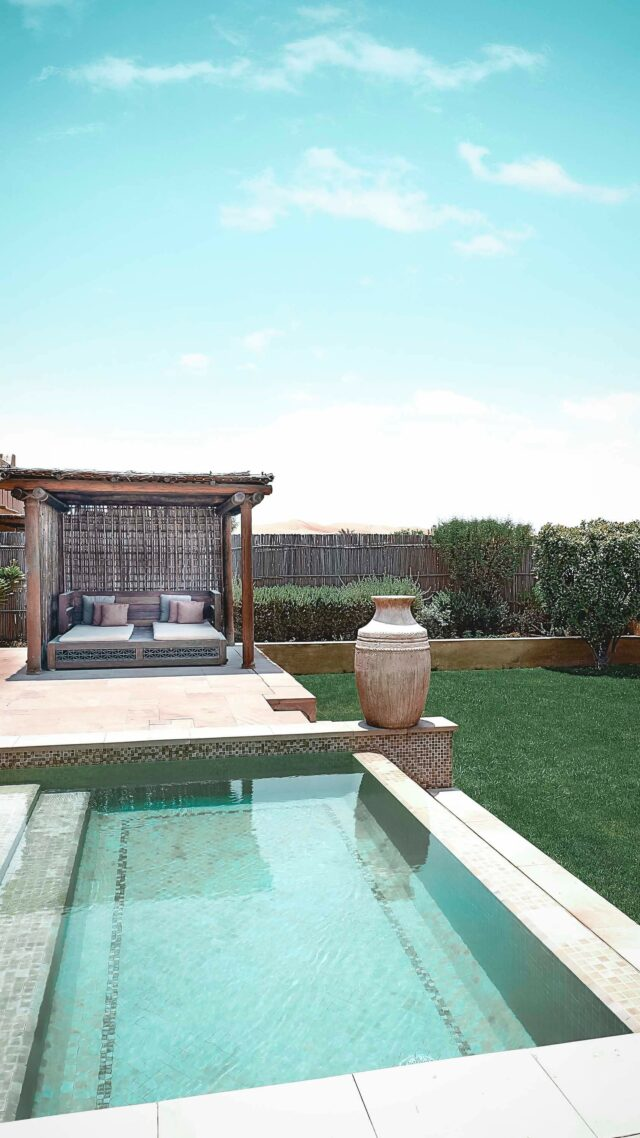 private pool-qasr al sarab uae