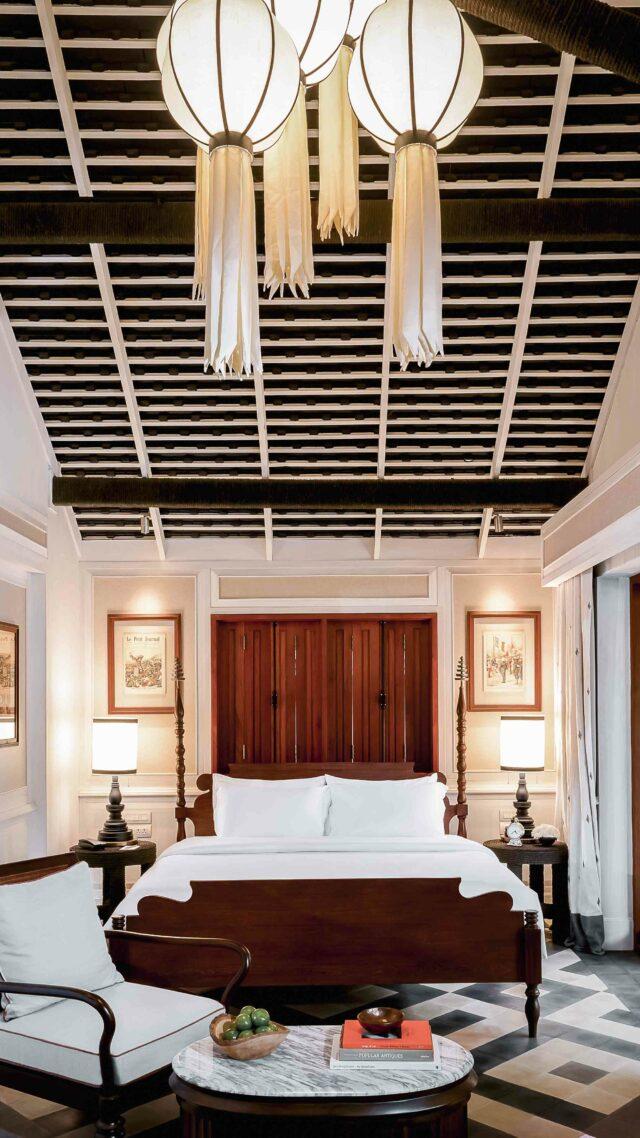 bedroom-rosewood luang prabang laos