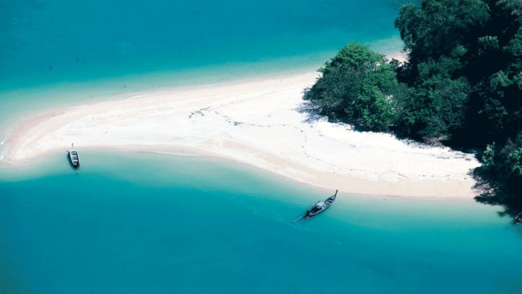 private beach hotel-six senses yoa noi thailand