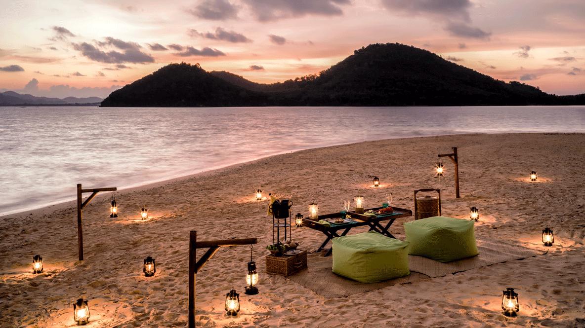 picnic-six senses yoa noi thailand