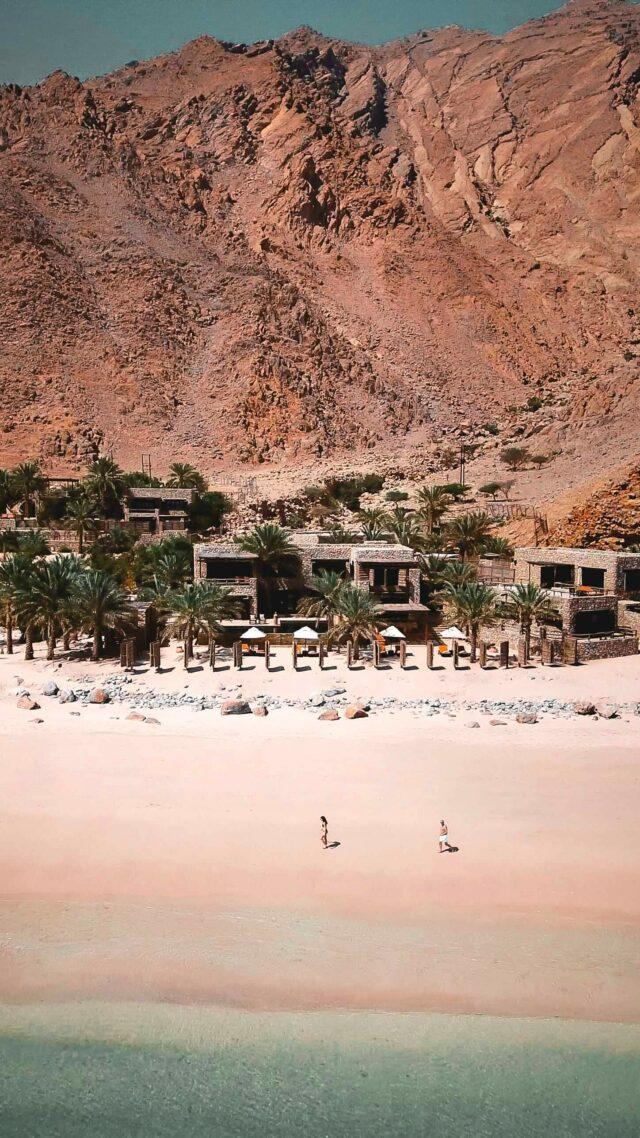 beach hotel-six senses zighy bay oman