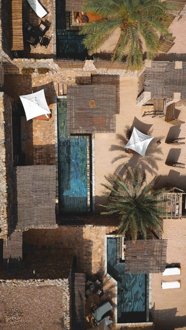 overview hotel-six senses zighy bay oman