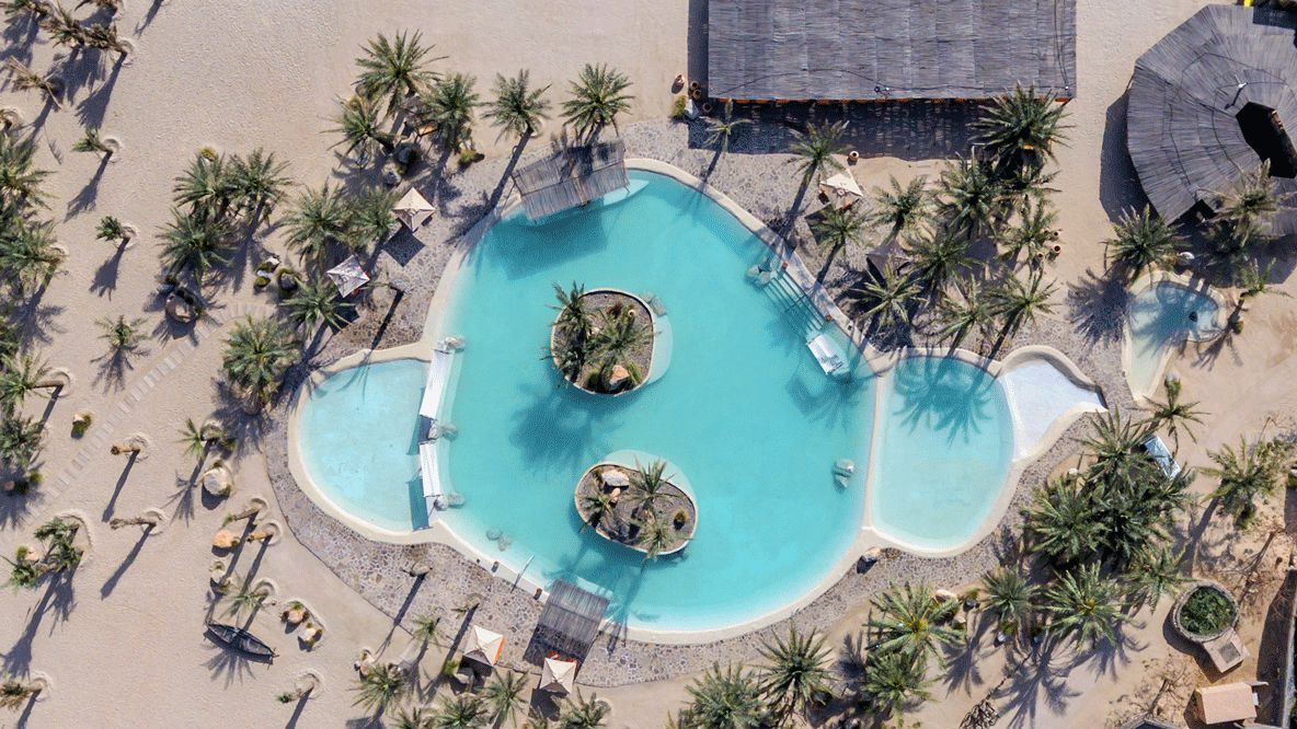 pool area-six senses zighy bay oman