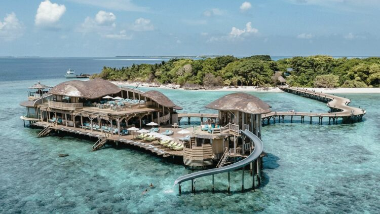 house slide ocean-soneva fushi maldives