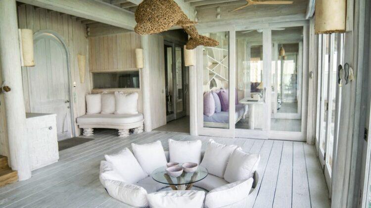 lounge area villa-soneva jani maldives