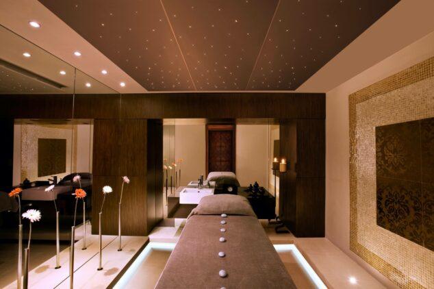 spa treatment room-the residence mauritius
