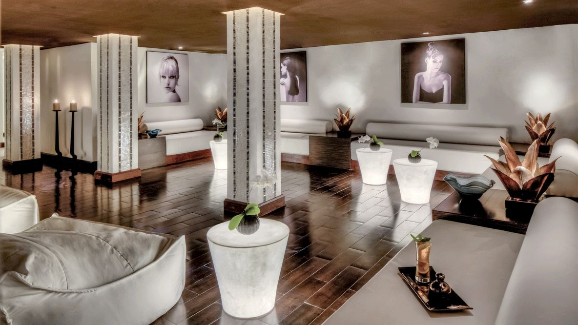 spa hotel-the residence mauritius