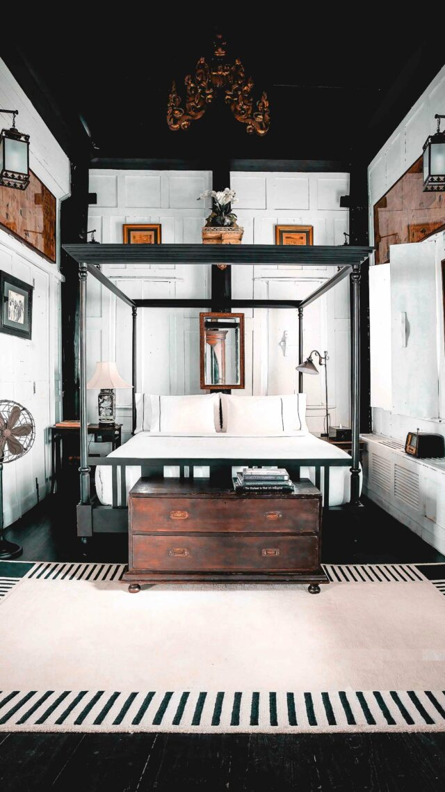 bedroom suite-the siam bangkok