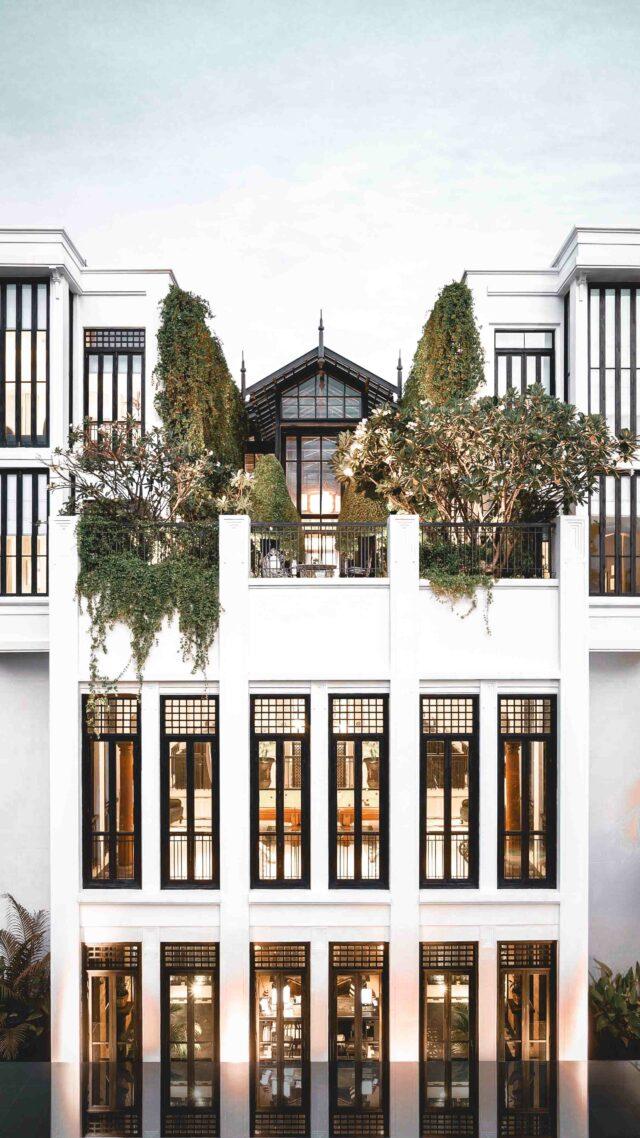 facade hotel-the siam bangkok