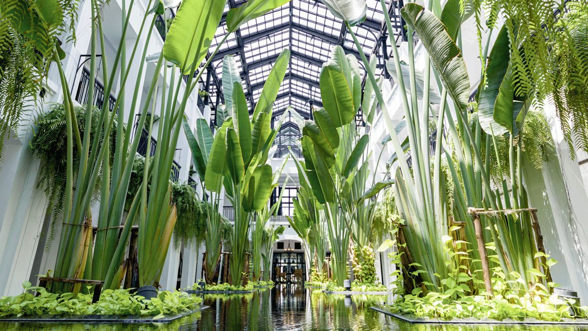 entry hotel-the siam bangkok