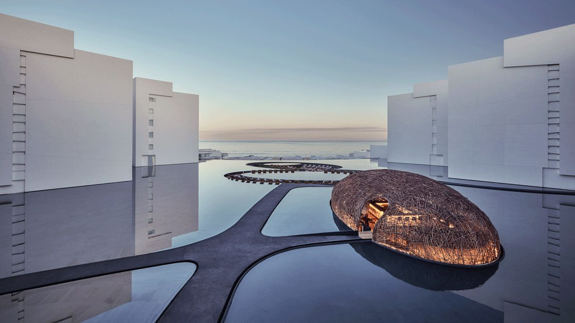modern architecture-viceroy los cabos