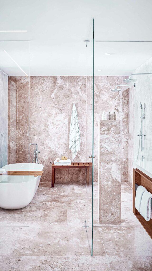 modern bathroom-viceroy los cabos