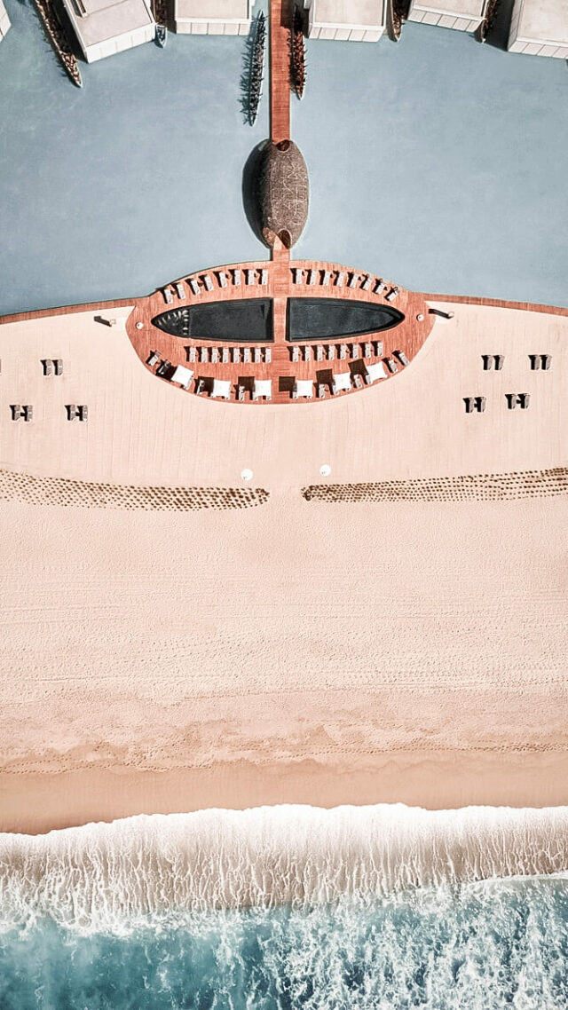 hotel pool overview-viceroy los cabos