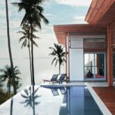 villa with pool-w koh samui thailand
