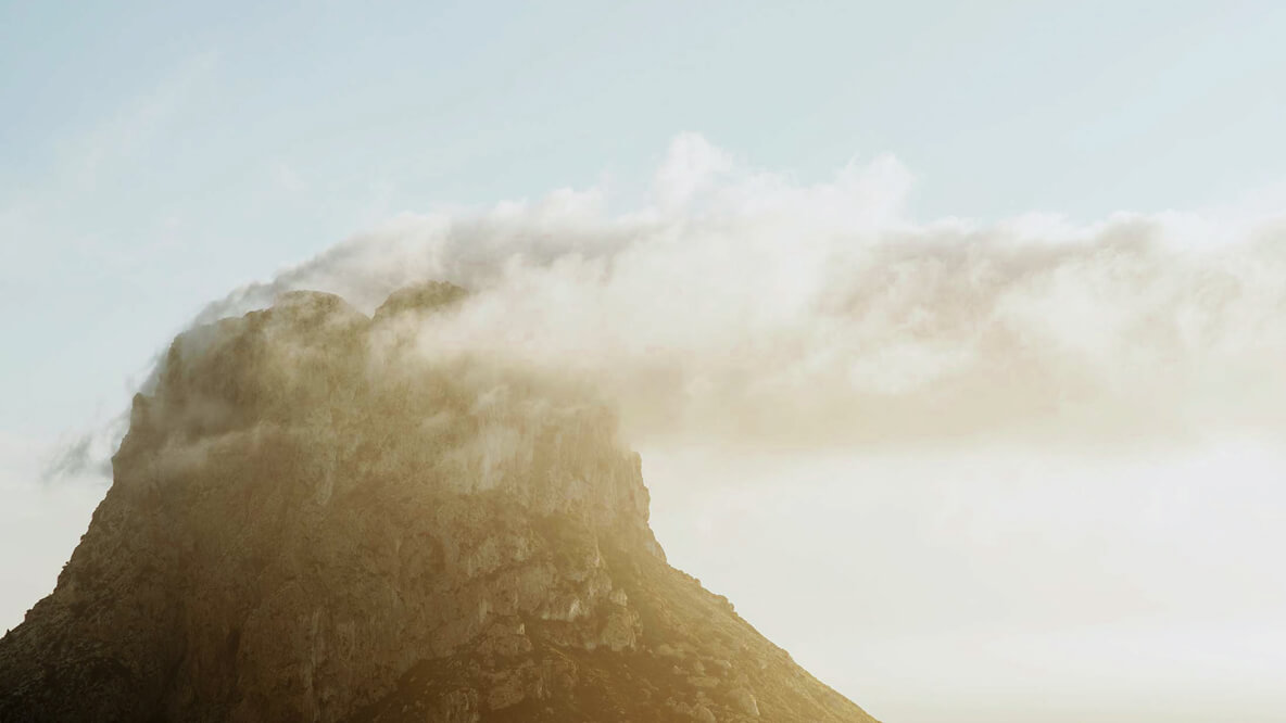 hotels in heaven aguas de ibiza location mountain beautiful nature outdoors fog foggy smoke cloud outside sky