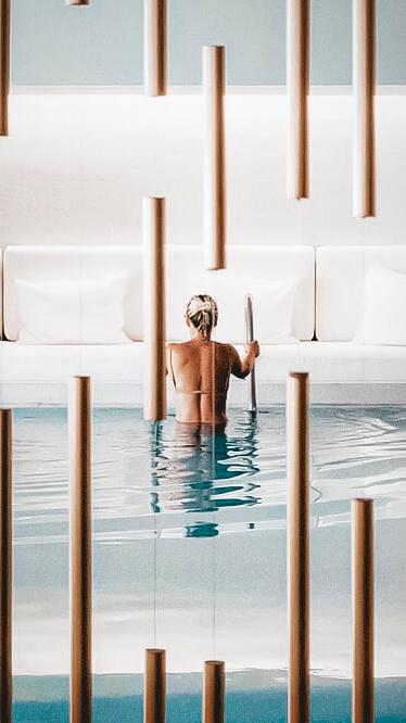 pool area-aguas de ibiza