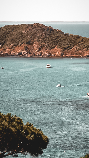 boat acitivity-la réserve ramatuelle france