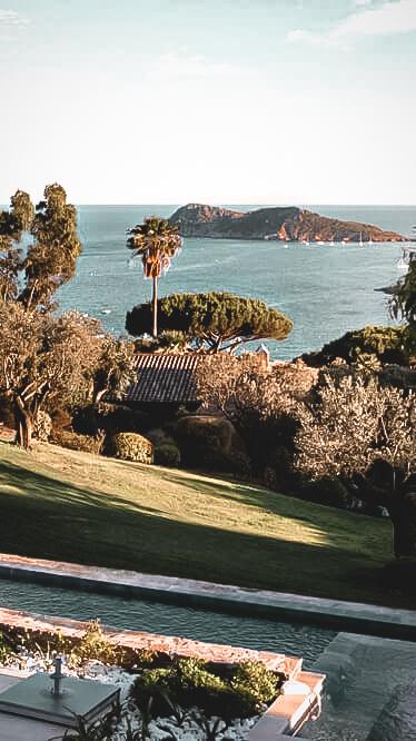 ocean view garden--la réserve ramatuelle france
