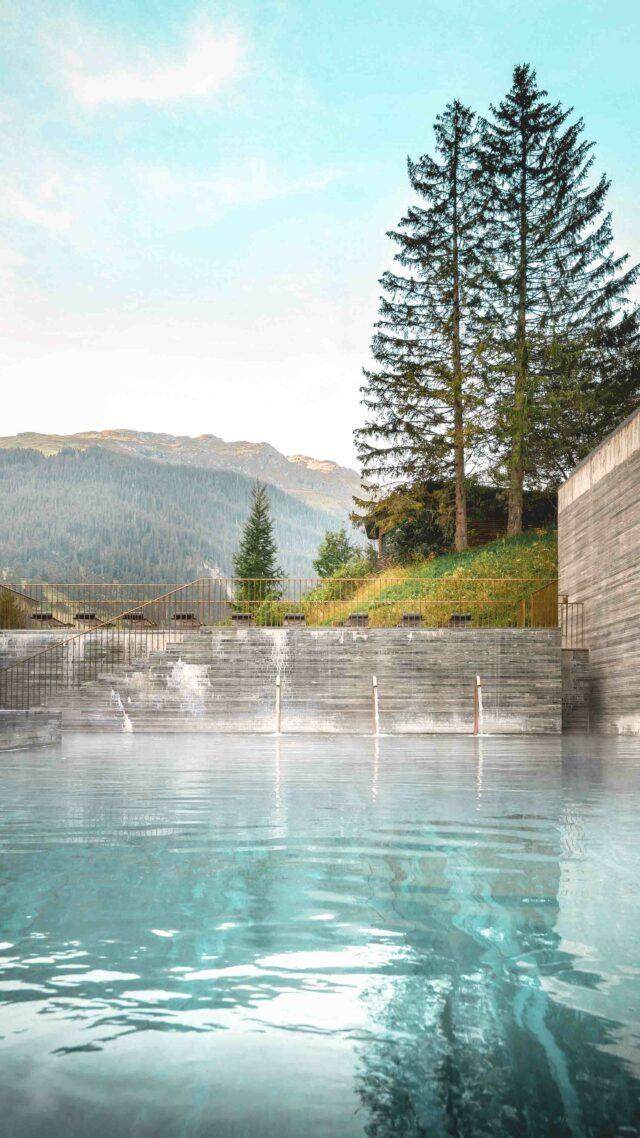 heated outdoor pool-7132 switzerland