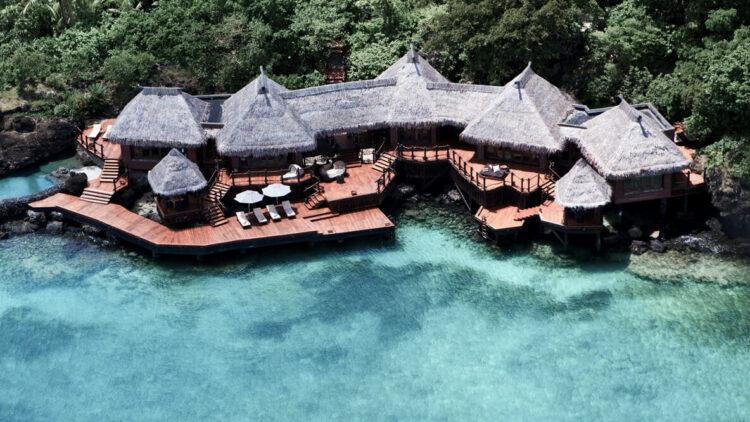 island overwater villa-laucala island fiji