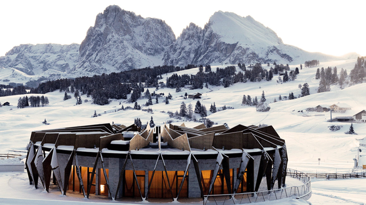 hotels in heaven alpina dolomites outdoor location slider family ski nature mountains wintersports