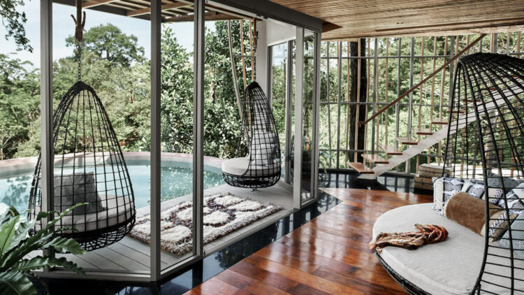 private suite with pool-keemala phuket thailand