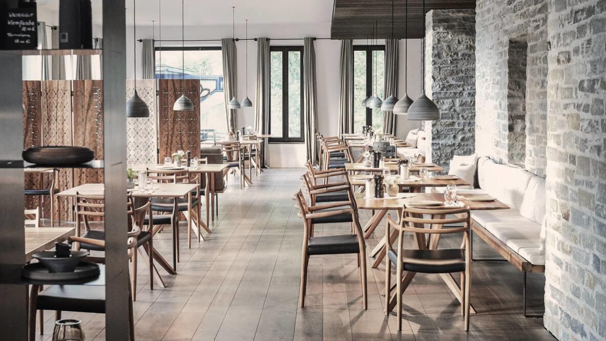 cozy dining restaurant-wiesergut austria