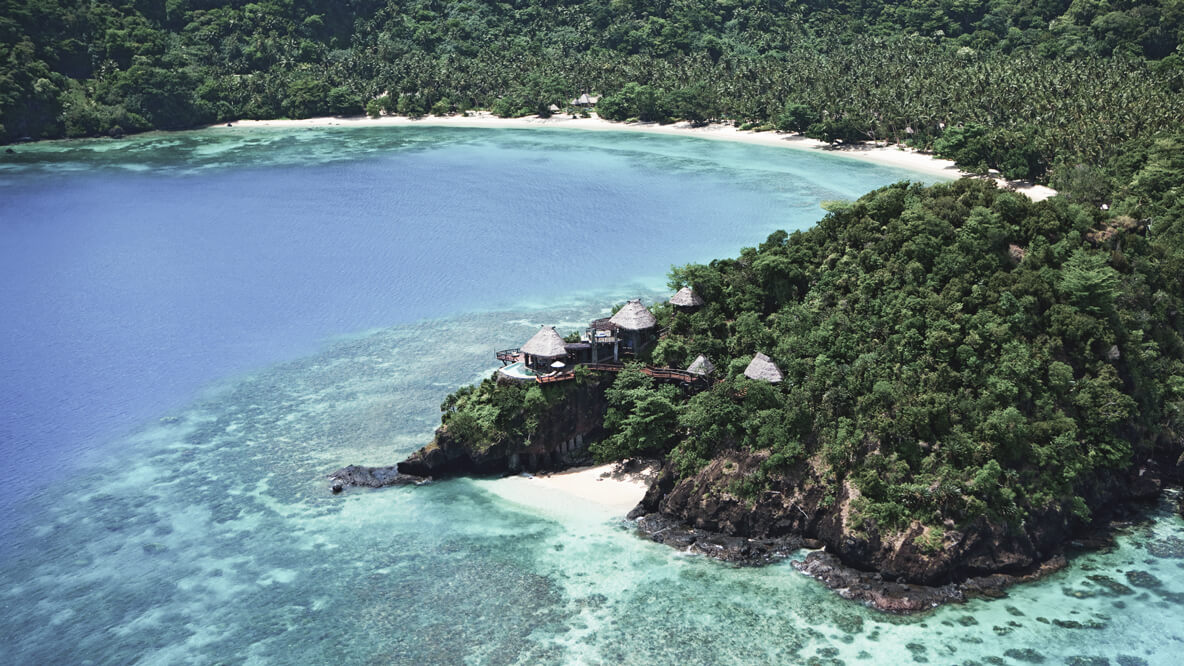 bay laucala island-fiji