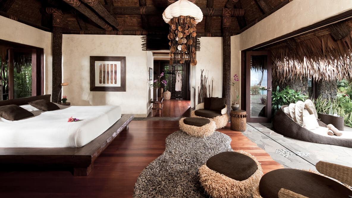 bedroom villa-laucala island fiji