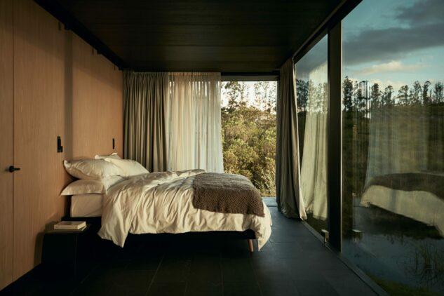 bedroom view-sacromonte landscape hotel uruguay