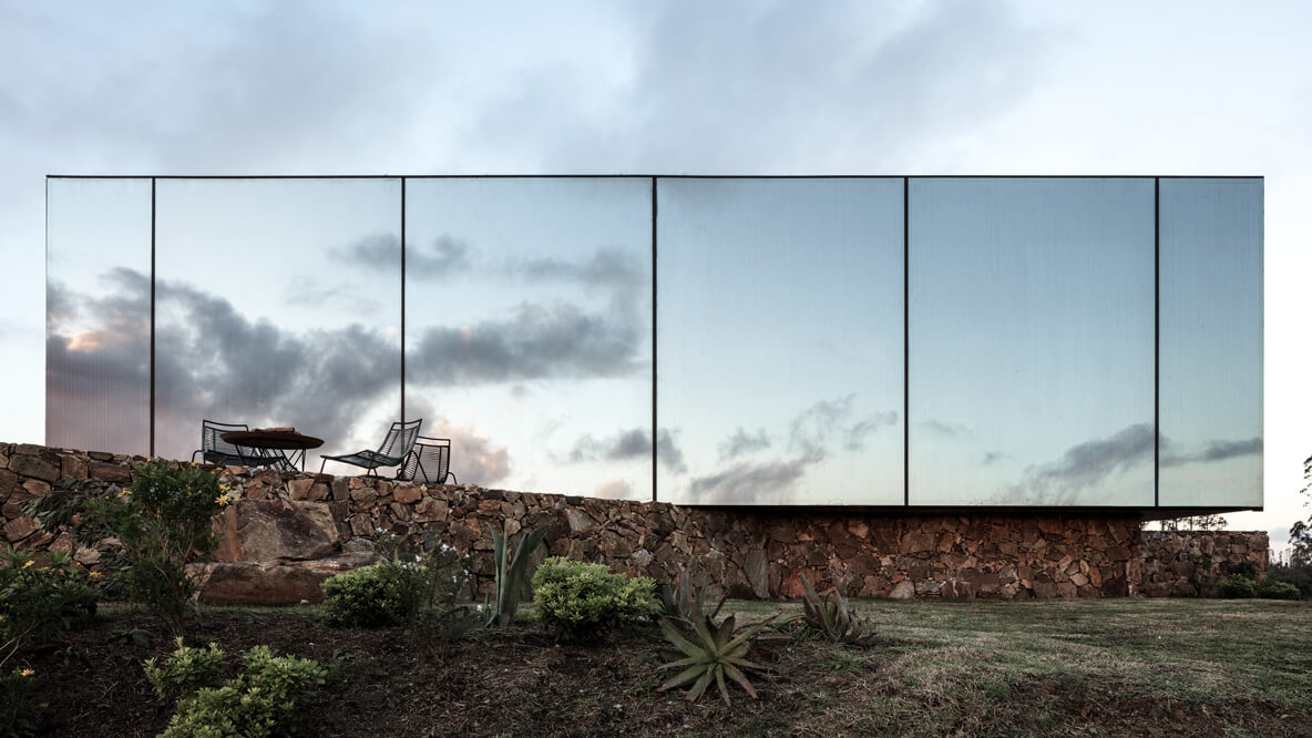 facade hotel-sacromonte landscape hotel uruguay