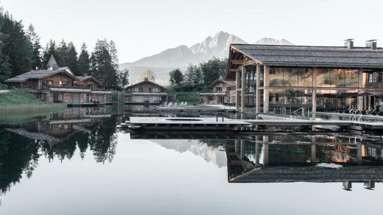 Huge heated outdoor pool alps-san luis